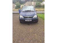 Mercedes A140 good condition , phone Farzan .