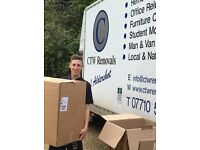 Experienced Removals Porter/Luton Van Driver For Busy Local Removal Company