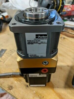 Parker Stepper Motor W 101 Gear Reduction