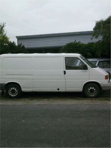 VW transporter refrigerated van Ararat Ararat Area Preview