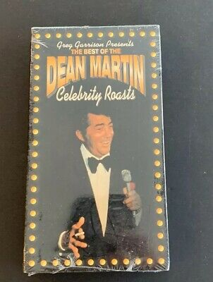The Best of The Dean Martin Celebrity Roasts (VHS) -