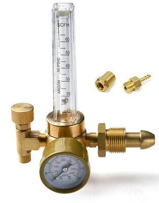 New Argon Co2 Mig Tig Flow Meter Regulator Welding Weld
