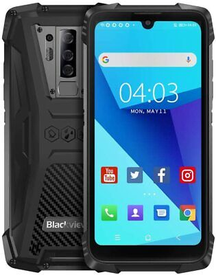 Blackview BV6900 Telefono Movil Resistente 4G 5,84