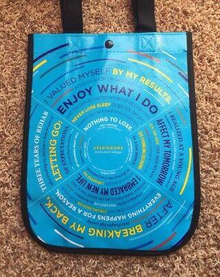 Small Reusable Bags (SMALL Lululemon Reusable Shopping Bag - APARIGHARA READ INTL)