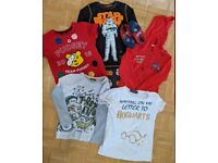 Boy's clothing bundle Age 8-9, for charity
