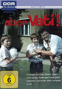 PERO-DADDY-Defa-Serie-de-TV-ERIK-S-PEQUENO-Ralf-Rolf-Lemcke-2-CAJA-DE-DVD-RDA