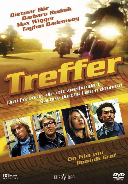TREFFER  - DVD - Dominik Graf , Dietmar Bär - NEU/OVP