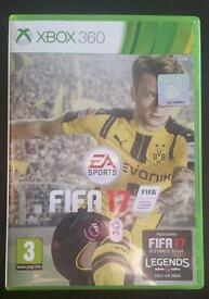 Fifa 17 on Xbox 360 (used same game in CEX = £42)