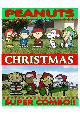 Peanuts outdoor SUPER DELUXE Christmas  decorations](Peanuts Outdoor Christmas Decorations)