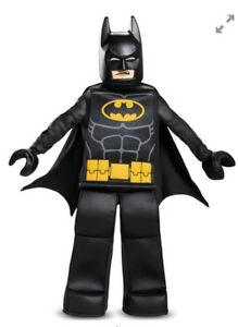 DELUX LEGO BATMAN HALLOWEEN COSTUME