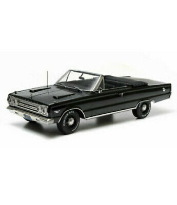 Greenlight Collectibles 1:18 1967 Plymouth Belvedere GTX in Black