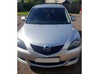 Mazda 3 TS 1.6 Petrol 5 Door With MOT and 3/4 Tank of Petrol