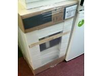 Brand new electric cooker with 2years warranty still packed