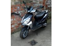 Moped Garelli TS 50CC 2008 Brand New No Reg