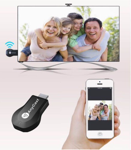 1080 Wireless Wifi Airplay Phone Netflix to HDMI TV Dongle A