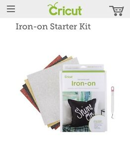 Cricut Iron on Starter Kit