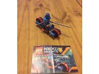 Lego Nexo Knight - Rider