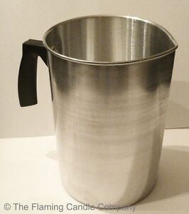 4 lb. Wax Pouring Pot for Candle Making - Candle Making Supplies