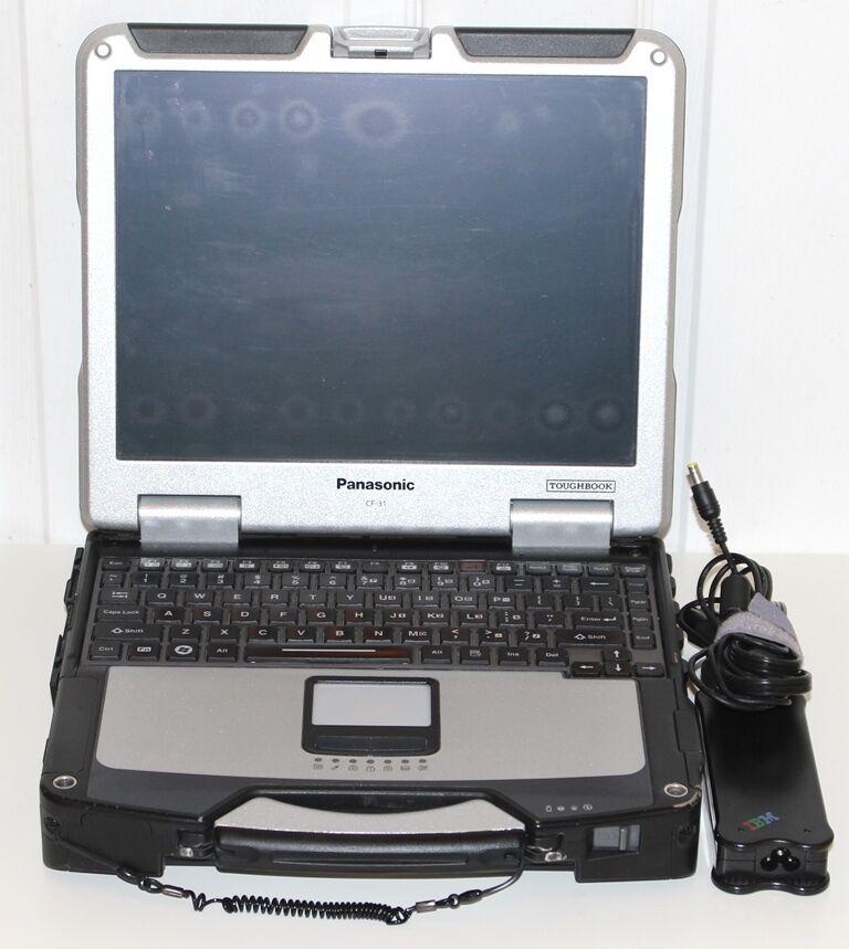 Panasonic Toughbook CF-31 2.27GHz i3/ 4GB /256 SSD/ WIN7 PRO 64BIT/