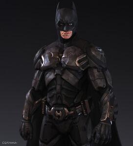 BATMAN-Desert-Storm-SCALA-1-1-INDOSSABILE-COSPLAY-costume-armatura-bat-man
