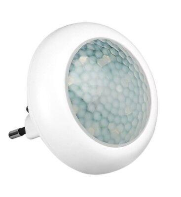 Luce LED con sensore di movimento per lampada 8 emergenza LED solo 0,6