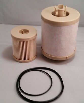 03-07 Ford F Series 6.0L Powerstroke Turbo Diesel OE Spec Fuel Filter New FD4616