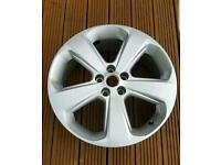 "Genuine Vauxhall Mokka exclusiv 18"" alloy wheel"