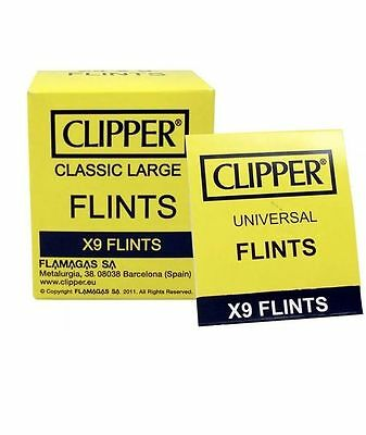 CLIPPER Lighter Flints Universal For All Lighters Types **( BUY 3 GET 1 FREE)**