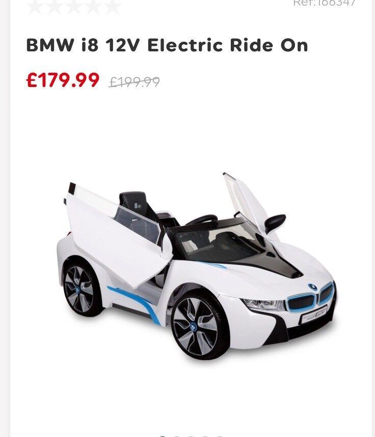 Bmw Electric Ride On In Rogerstone Newport Gumtree