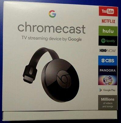 Google Chromecast  2Nd Gen  Digital Hd Media Streamer