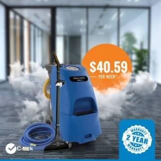 Pex 500 Heater & Evolution Wand Carpet Cleaning Machine Equipment