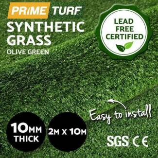 Artificial Grass Synthetic Turf 20 SQM Olive Plant Lawn Flooring