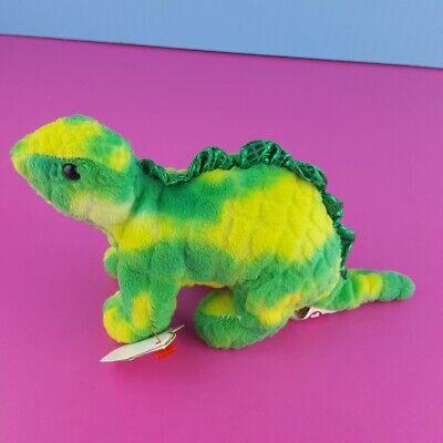 the Dinosaur Ty Beanie Baby SPIKEY