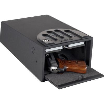 Gunvault GV1000S Mini Vault Standard Gun Safe Black