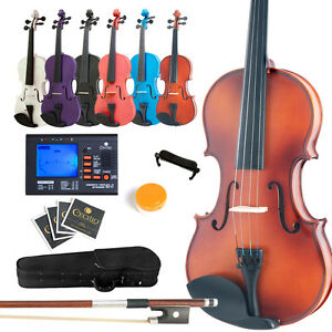 NEW-SIZE-4-4-3-4-1-2-1-4-1-8-VIOLIN-EVERYTHING-YOU-NEED