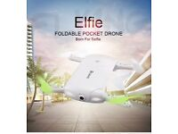 Eachine Elfie E50 WIFI FPV Selfie Pocket Drone With Foldable Arm Altitude Hold