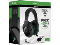 TURTLE BEACH 420X + WIRELESS HEADSET FOR XBOX ONE GAMES CONSOLE (OPEN TO OFFERS)