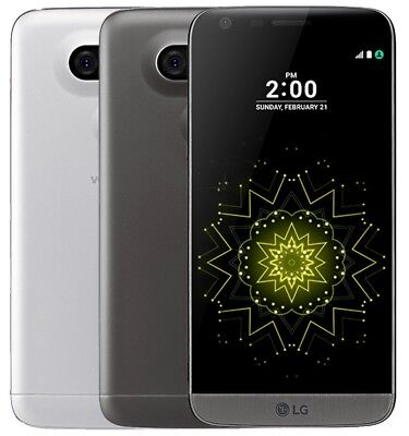 LG G5 VS987 32GB (Verizon) Smartphone Cell Phone Unlocked GSM AT&T T-Mobile G-5