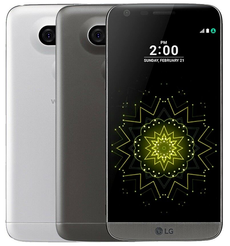 Android Phone - LG G5 VS987 32GB (Verizon) Smartphone Cell Phone Unlocked GSM AT&T T-Mobile G-5