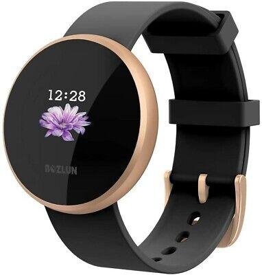 LB LIEBIG Women's Smart Watch, Waterproof Smartwatch Activity Fitness Tracker an