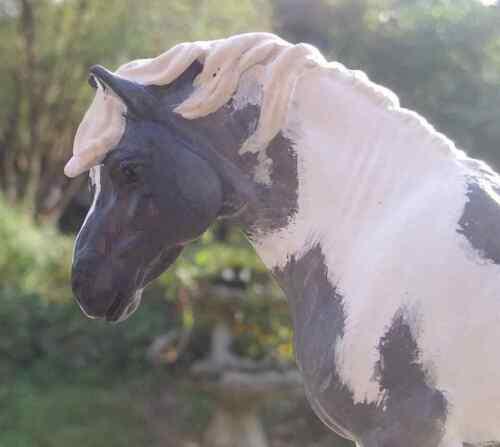 CM CollectA by Breyer Corral Pals Horse Dartmoor Pony Stallion pinto ponies