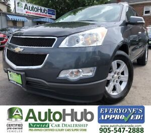 2009 Chevrolet Traverse 1LT-PANORAMIC ROOF-REAR PARKING AID-DVD