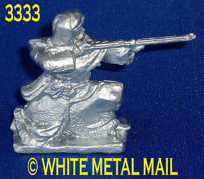 Military Lead Casting 3333 French Foreign Legion Dervish Kneeling Firing Jezail