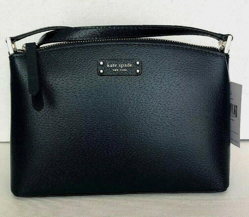 New Kate Spade New York Jeanne Crossbody handbag Leather Pet