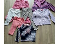 Girls bundle age 3-4 years