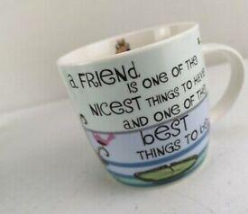 Friendship mug NORWICH BASED