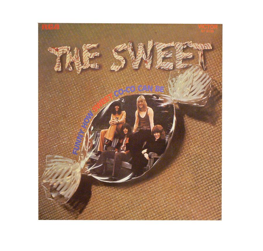 Die bekanntesten Hits und Alben der Rockband Sweet