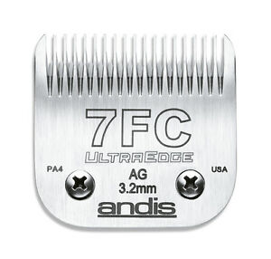Andis  Ulltra Edge Andis Blade Size 7FC Leaves 3.2mm Fits AGC/AGR+ & Oster