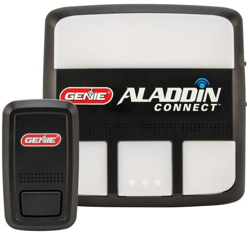 Genie Aladdin Connect Smartphone Enabled Garage Door Controller ~ Open & Monitor