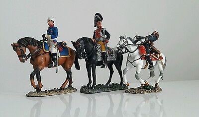 Del prado 3 cavalry of the napoleonic wars 36 53 97 waterloo 1:32 french general